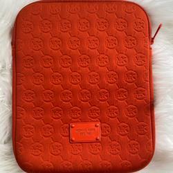 Michael Kors Accessories   Michael Kors Ipad Mini Soft Case   Color: Orange   Size: Os