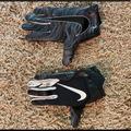 Nike Other | Mens Nike Vapor Football Gloves | Color: Black/White | Size: Os