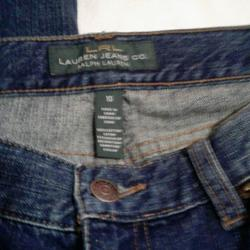 Ralph Lauren Jeans | Jeans. Worn Once. Great Jean. Lowered Prices. | Color: Blue | Size: 10