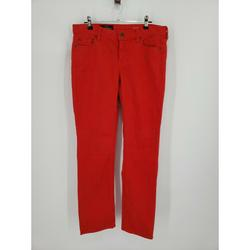 J. Crew Jeans | J Crew Matchstick Skinny Jeans Red Denim | Color: Red | Size: 28