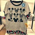 Disney Shirts & Tops | 2 Disney Kids Shirts | Color: Gray | Size: 5tb