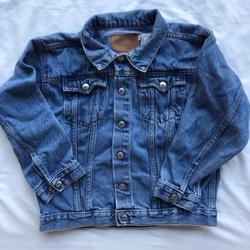 Levi's Jackets & Coats | Levis Denim Jacket Kids Size 7 | Color: Blue | Size: 7g