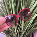 Gucci Accessories | Gucci Sunglasses Authentic #Gucci #Sunglasses | Color: Red | Size: Os