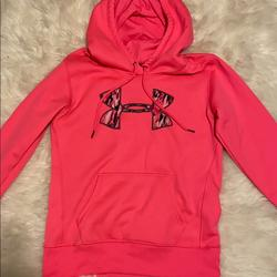 Under Armour Other | Hoodie | Color: Pink | Size: Medium