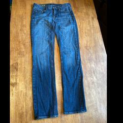 J. Crew Jeans | J.Crew Matchstick Denim Jeans | Color: Blue | Size: 26