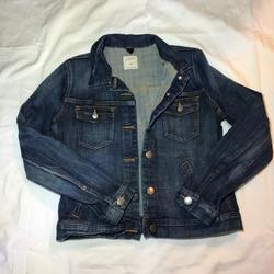 J. Crew Jackets & Coats   J. Crew Classic Denim Jacket Womens   Color: Blue   Size: M