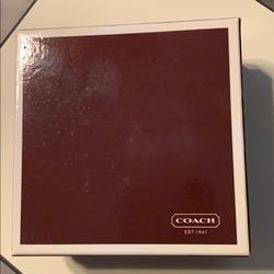 Coach Other | Coach | Color: Brown/Red/White | Size: Os