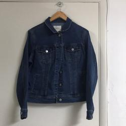 Jessica Simpson Jackets & Coats | Denim Jean Jacket | Color: Blue | Size: Pl