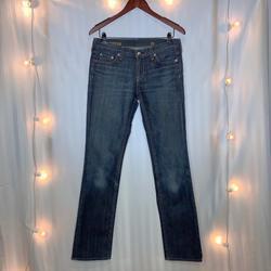 J. Crew Jeans   J. Crew Matchstick Denim Jeans   Color: Blue   Size: 29