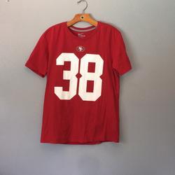Nike Shirts | Nike San Francisco Giants Shirt | Color: Red/White | Size: M