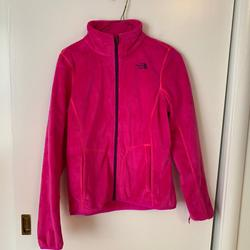 The North Face Jackets & Coats | North Face Zip | Womens North Face Zip Jacket (S) | Color: Pink | Size: S