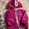 Columbia Jackets & Coats | Infant Columbia Rain Jacket | Color: Pink/Purple | Size: 6-12 Months