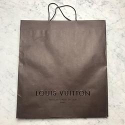 Louis Vuitton Other | Louis Vuitton Decorative Gift Bag Closet Decor | Color: Brown | Size: Os