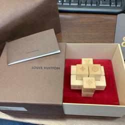Louis Vuitton Other | Louis Vuitton Neutrals Le Pateki Puzzle | Color: Cream | Size: Os