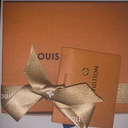 Louis Vuitton Other   Louis Vuitton Box With How And Tags   Color: Brown   Size: Os