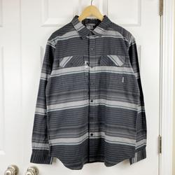 Columbia Shirts | Columbia Omni-Wick Men'S Flannel Outdoor Shirt M | Color: Blue/Gray | Size: M