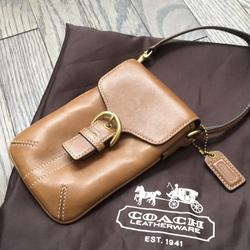 Coach Accessories | Coach Accessory Case | Color: Brown | Size: 4wide By 6 High