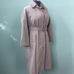 Burberry Jackets & Coats | Burberry Women'S Coat (Removable Collar & Lining) | Color: Tan | Size: 12