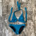 Michael Kors Swim | Michael Kors Swimsuit | Color: Blue | Size: M