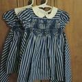Ralph Lauren Dresses | Blue & White Ralph Lauren Dresses (1) | Color: Blue/White | Size: 9mb