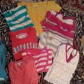 American Eagle Outfitters Tops | Lot Of 8 Tops-American Eagle, Aero | Color: Pink/Red | Size: M