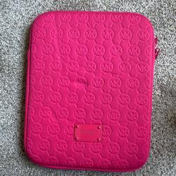 Michael Kors Accessories | Micheal Kors Ipad Case | Color: Pink | Size: Os