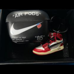 Nike Accessories | Airpod Pro Case | Color: Red | Size: Os