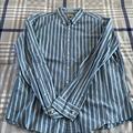 J. Crew Shirts | J. Crew Button Up Shirt Xl | Color: Blue | Size: Xl
