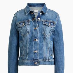 J. Crew Jackets & Coats | Denim Jacket | Color: Blue | Size: S