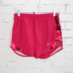 Nike Shorts | Nike Dri-Fit Running Shorts | Color: Pink/Silver | Size: M