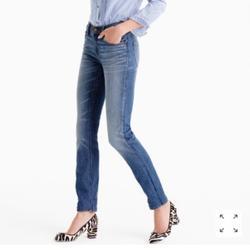 J. Crew Jeans | J. Crew Matchstick Denim Straight Leg Jeans | Color: Blue | Size: 29