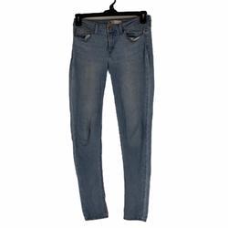 Levi's Jeans   Levis Mid Rise Skinny Jegging Denim Jeans Size 29   Color: Blue   Size: 29