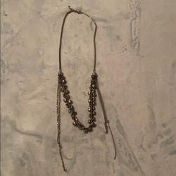 American Eagle Outfitters Jewelry   Chain Necklace   Color: Gray/Silver   Size: Os