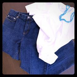 Ralph Lauren Jeans | Lauren Jeans Co Ralph Lauren Jeans 10p | Color: Blue | Size: 10p
