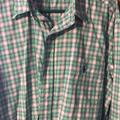 Polo By Ralph Lauren Shirts   Mens Long Sleeve Button Down Shirt   Color: Green   Size: L