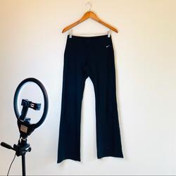 Nike Pants & Jumpsuits   Nike Dri-Fit Womens Boot Cut Pantssz:S   Color: Black   Size: S