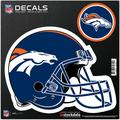 """WinCraft Denver Broncos 12'' x All Surface Decal"""