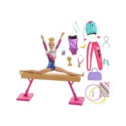 Barbie Dolls - Barbie Gymnastics Playset