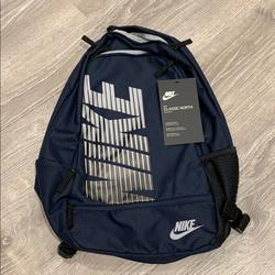 Nike Bags | Nike Classic North Backpack Navy | Color: Blue | Size: Os