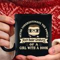 Cute Rbg Ruth Bader Ginsburg Never Underestimate Mugs