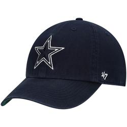 Men's '47 Navy Dallas Cowboys Franchise Fitted Hat