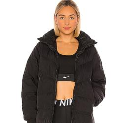Nike Jackets & Coats   Nike! Check Water Repellent Long Puffer Coat   Color: Black/White   Size: Xl