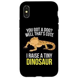 iPhone X/XS Bearded Dragon Owner Bearded Dragon Pet Bearded Dragon Case