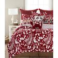 Levtex Home Quilt Sets RED - Red Turtledove & Holly Bretton Woods Reversible Quilt