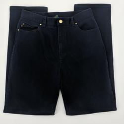 Ralph Lauren Jeans | Lauren Jeans Ralph Lauren Dark Wash Jeans | Color: Blue | Size: 8