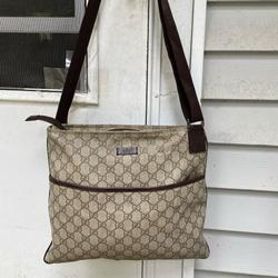 Gucci Bags   Gucci Sling Bag   Color: Brown/Gray   Size: Os