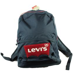 Levi's Bags | Backpack Levis Logo Multi Zip Laptop Sleeve | Color: Blue | Size: Os