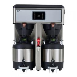 Curtis G4TPX1T10A3100 G4 ThermoPro? Twin 1 gal Automatic Airpot Coffee Brewer w/ Digital Controls, 220v/1ph
