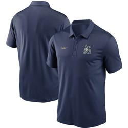 """""""Men's Nike Navy Detroit Tigers Cooperstown Collection Logo Franchise Performance Polo"""""""