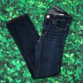 American Eagle Outfitters Jeans | American Eagle Denim Jeans Jeggings 00 Short | Color: Blue | Size: 00